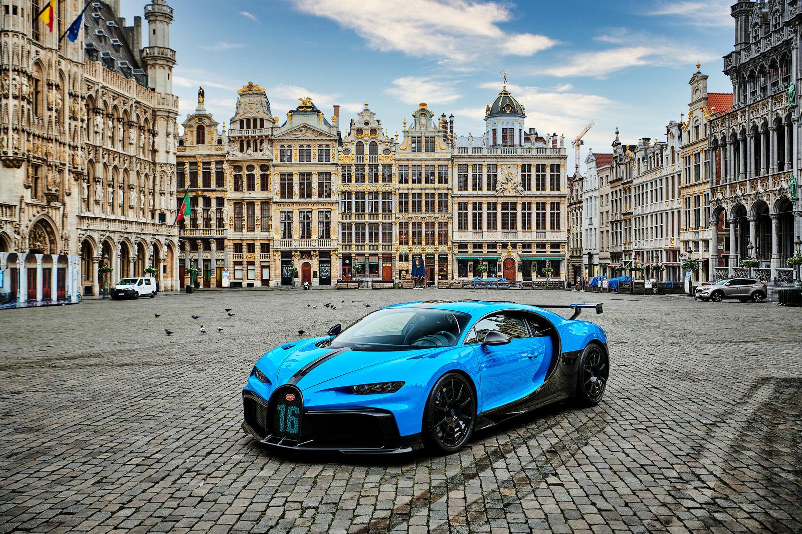 2021 Bugatti Chiron Spur in Nigeria