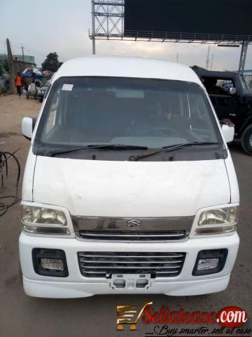 Price of tokunbo Suzuki every and Daihatsu Hijet mini buses in Nigeria