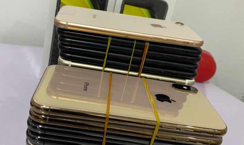 price of uk used iphone in Nigeria