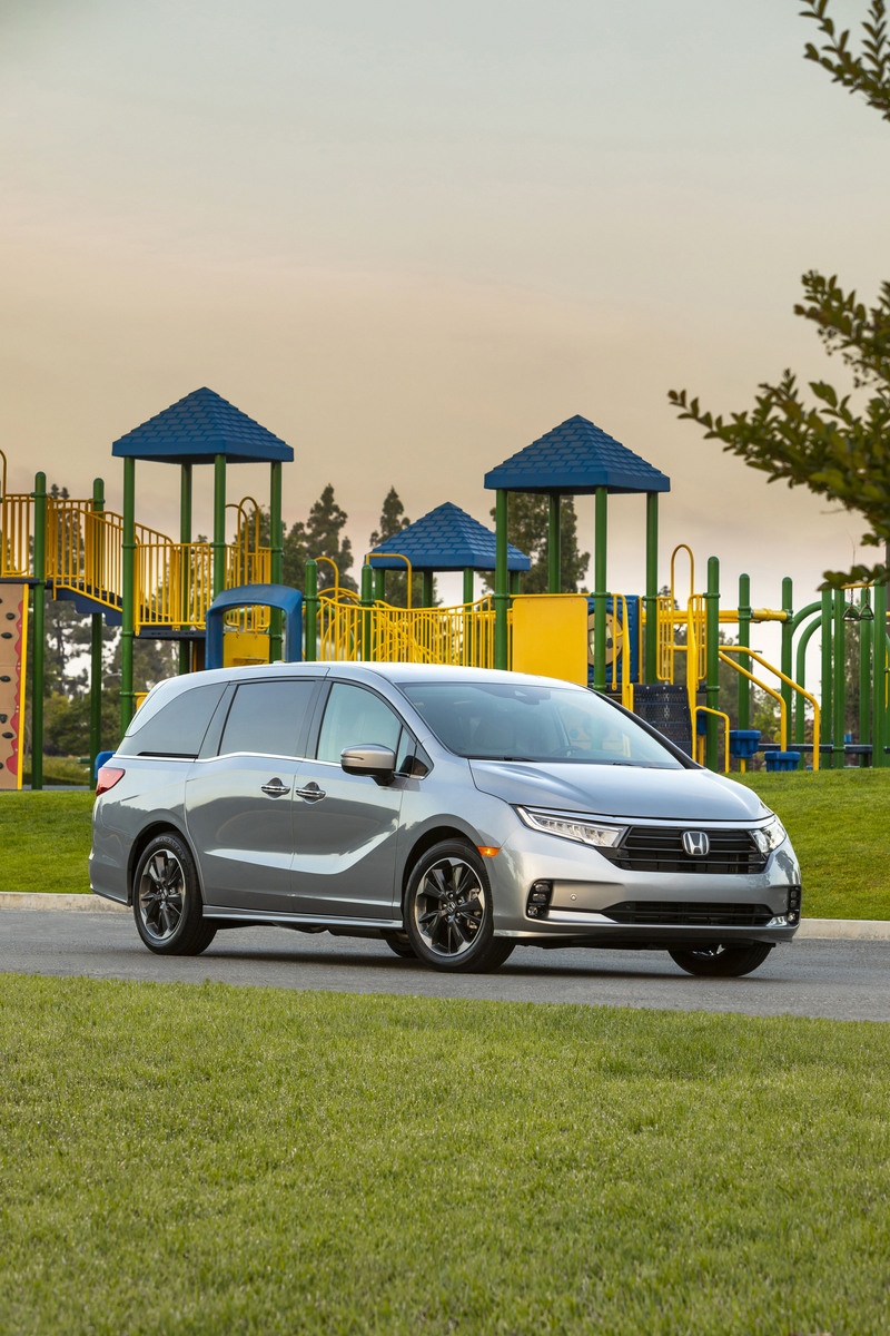 2021 Honda Odyssey Specifications and price in Nigeria ⋆ Sellatease Blog