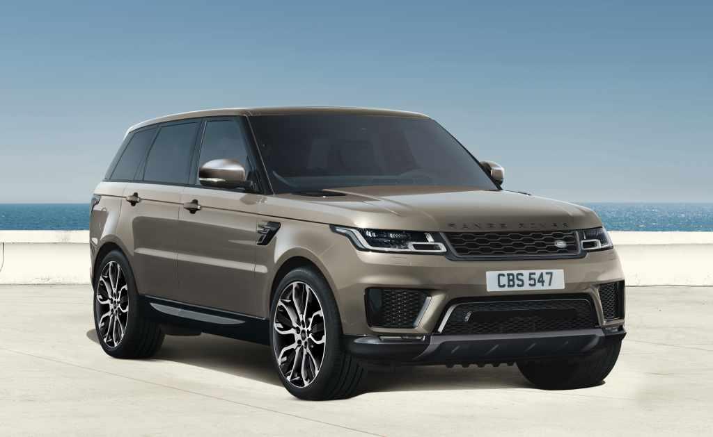 2021 Range Rover Sport price in Nigeria