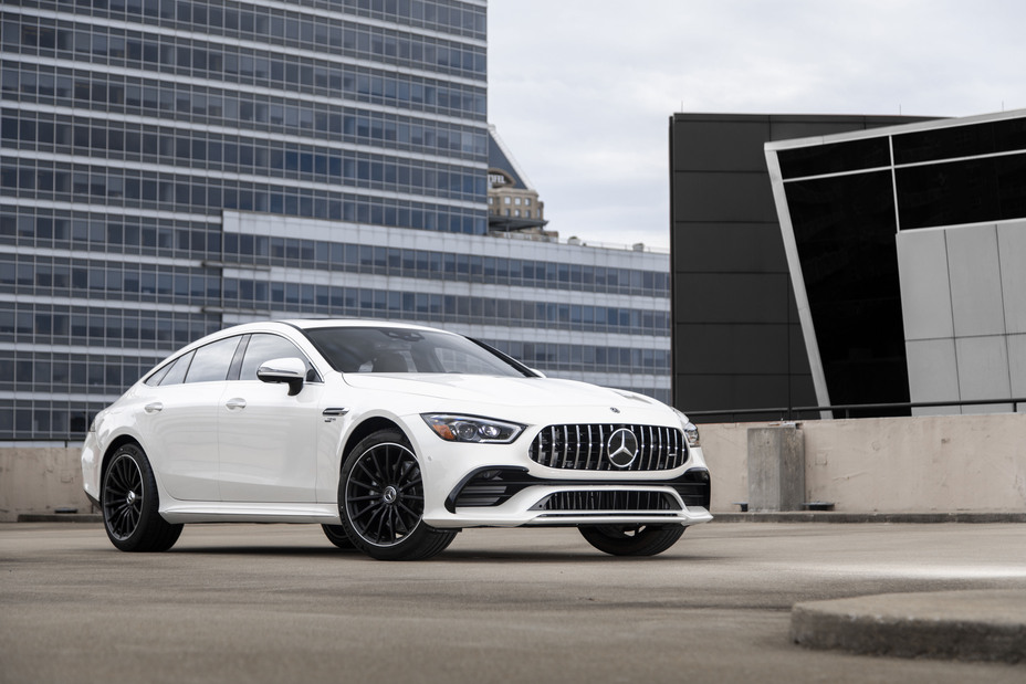 2021 Mercedes AMG GT 43 specs and price in Nigeria