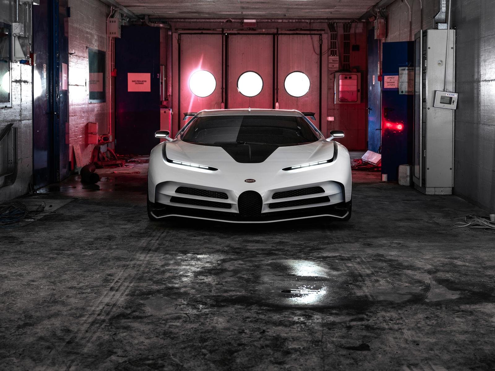 Bugatti Centodieci price in Nigeria