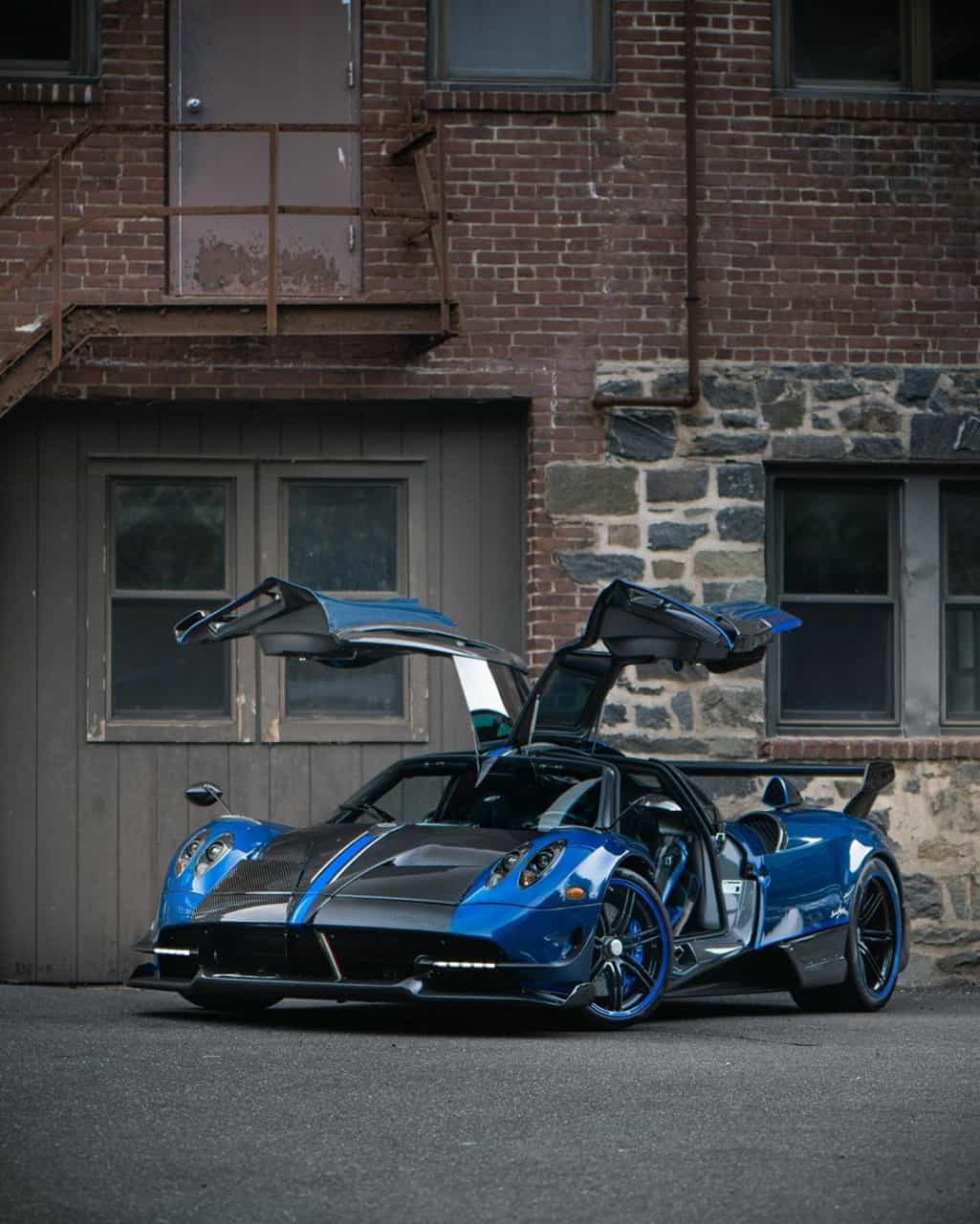 price of the Pagani Huayra Roadster BC in Nigeria