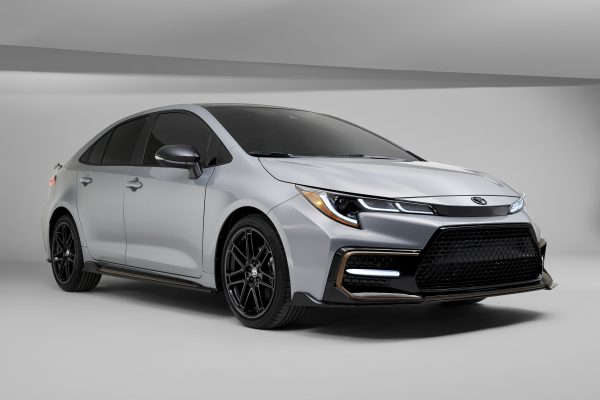 specifications and price of 2021 Toyota Corolla in Nigeria