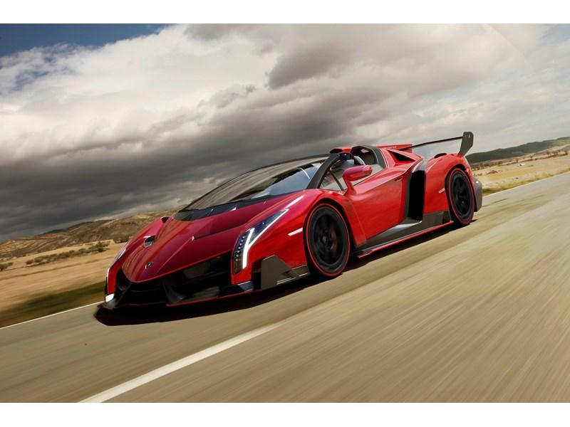 Specifications and price of Lamborghini Veneno in Nigeria