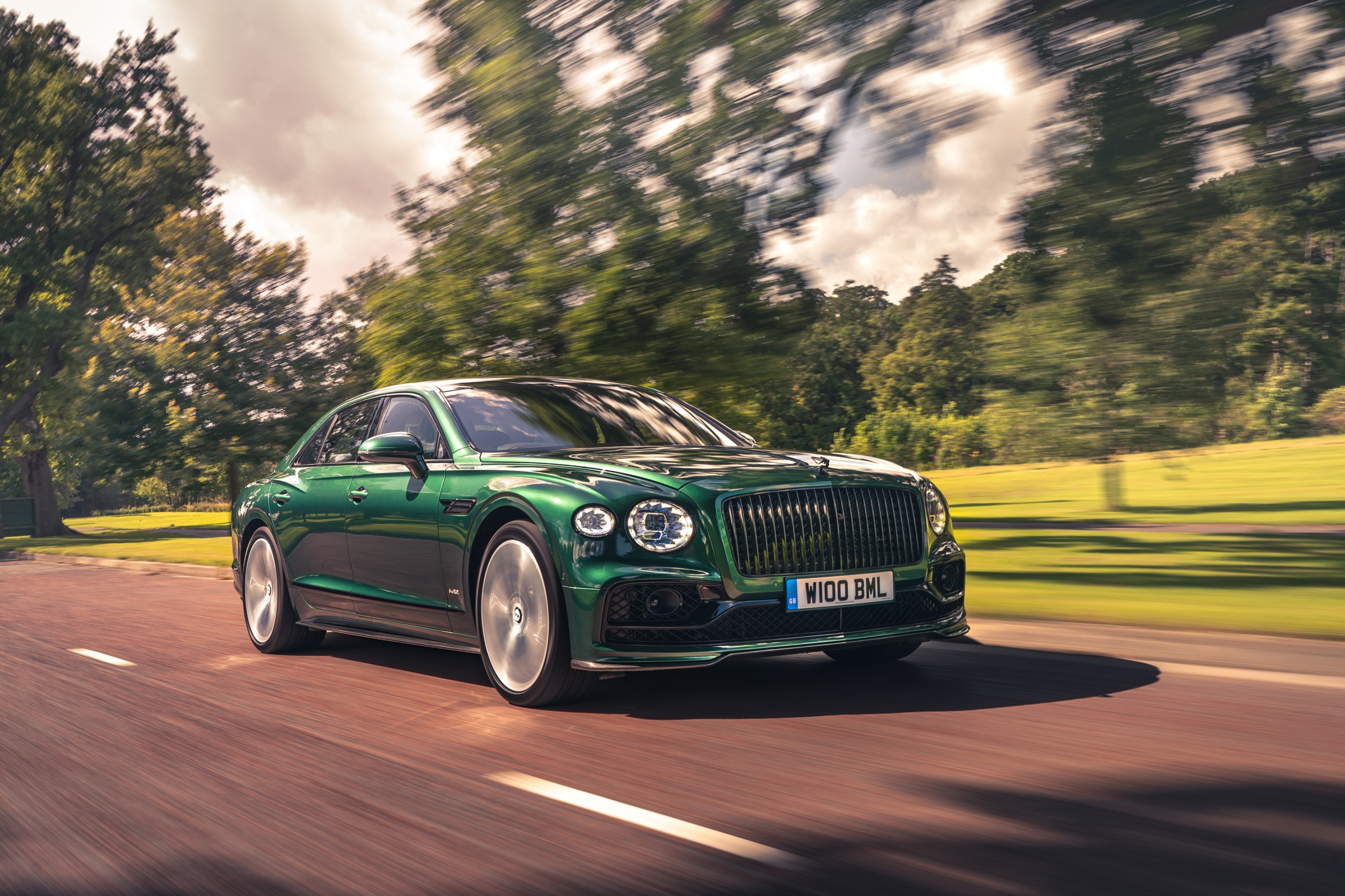 specs and price of 2021 Bentley Flying Spur in Nigeria