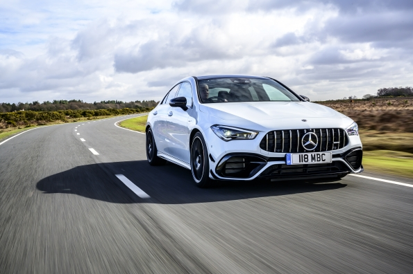 specifications and price of 2021 Mercedes Benz CLA 250 in Nigeria