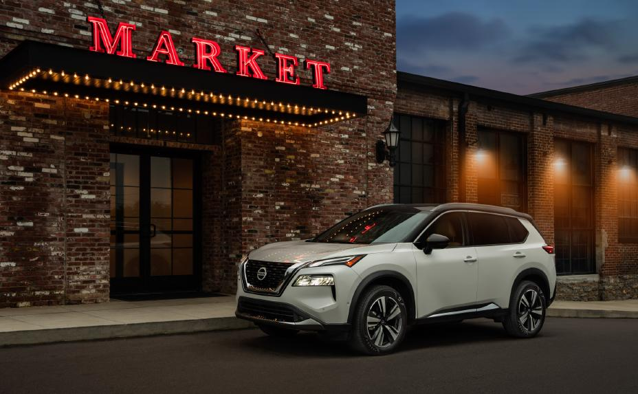 specifications and price of 2021 Nissan Rogue in Nigeria