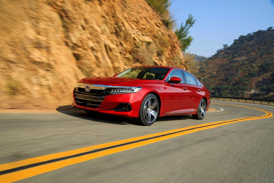 Specifications and price of 2021 Honda Accord in Nigeria