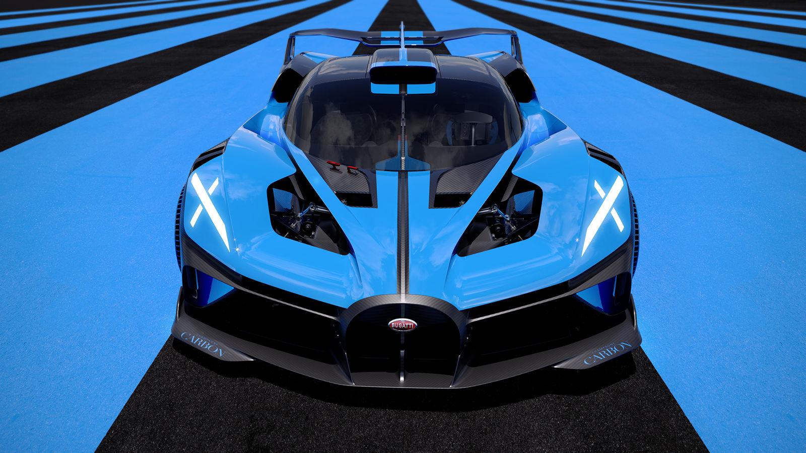 Bugatti Bolide in Nigeria