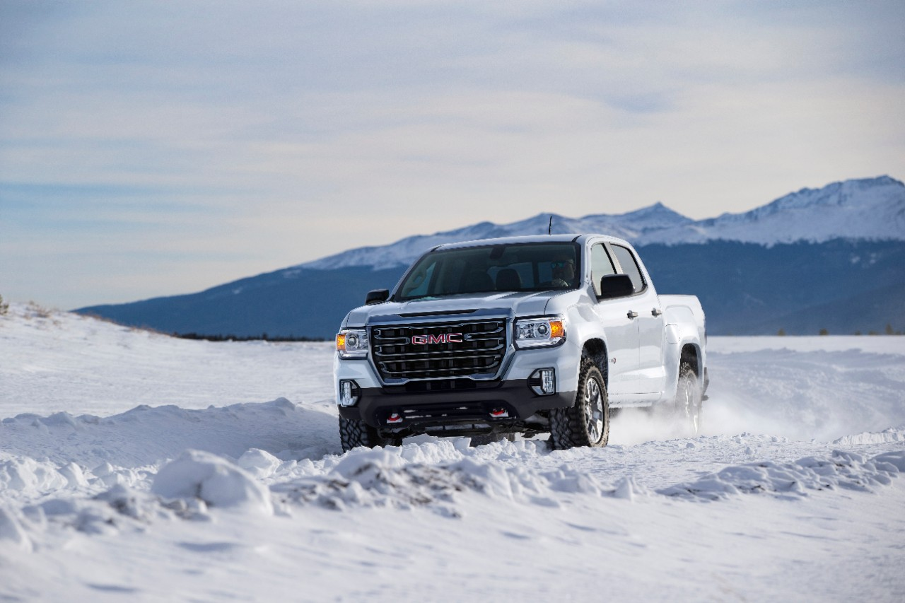 Specifications and price of 2021 GMC Canyon in Nigeria