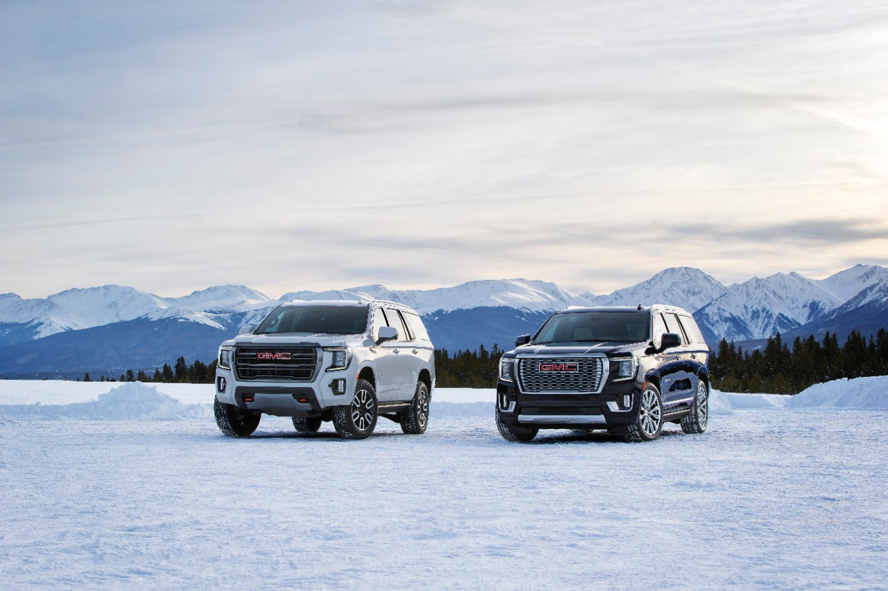 specifications and price of 2021 GMC Yukon in Nigeria