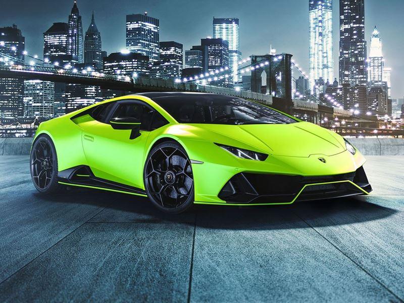 specifications and price of 2021 Lamborghini Huracan EVO Fluo capsule in Nigeria