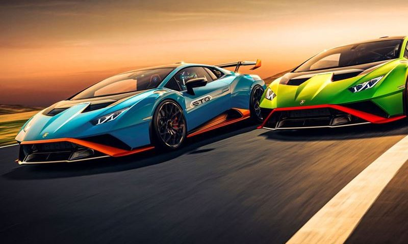 specifications and price of 2021 Lamborghini Huracan STO in Nigeria