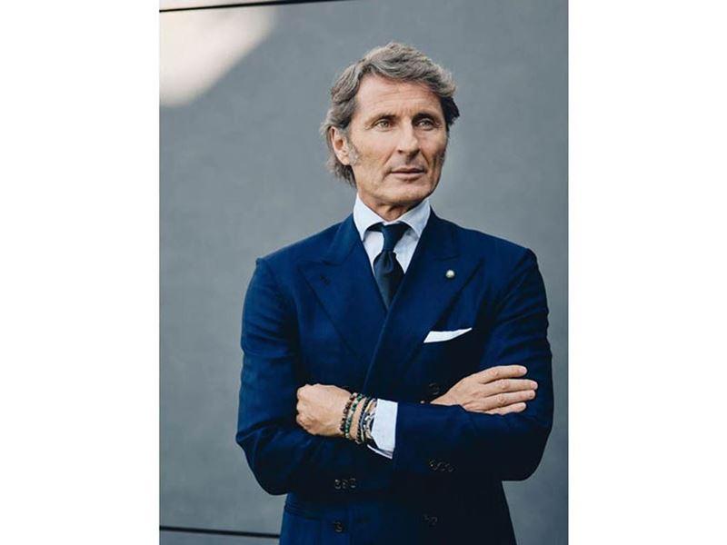 Lamborghini CEO Stephan Winklemann