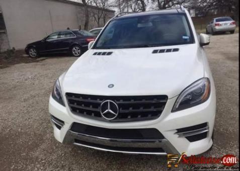 price of Mercedes Benz M-Class in Nigeria