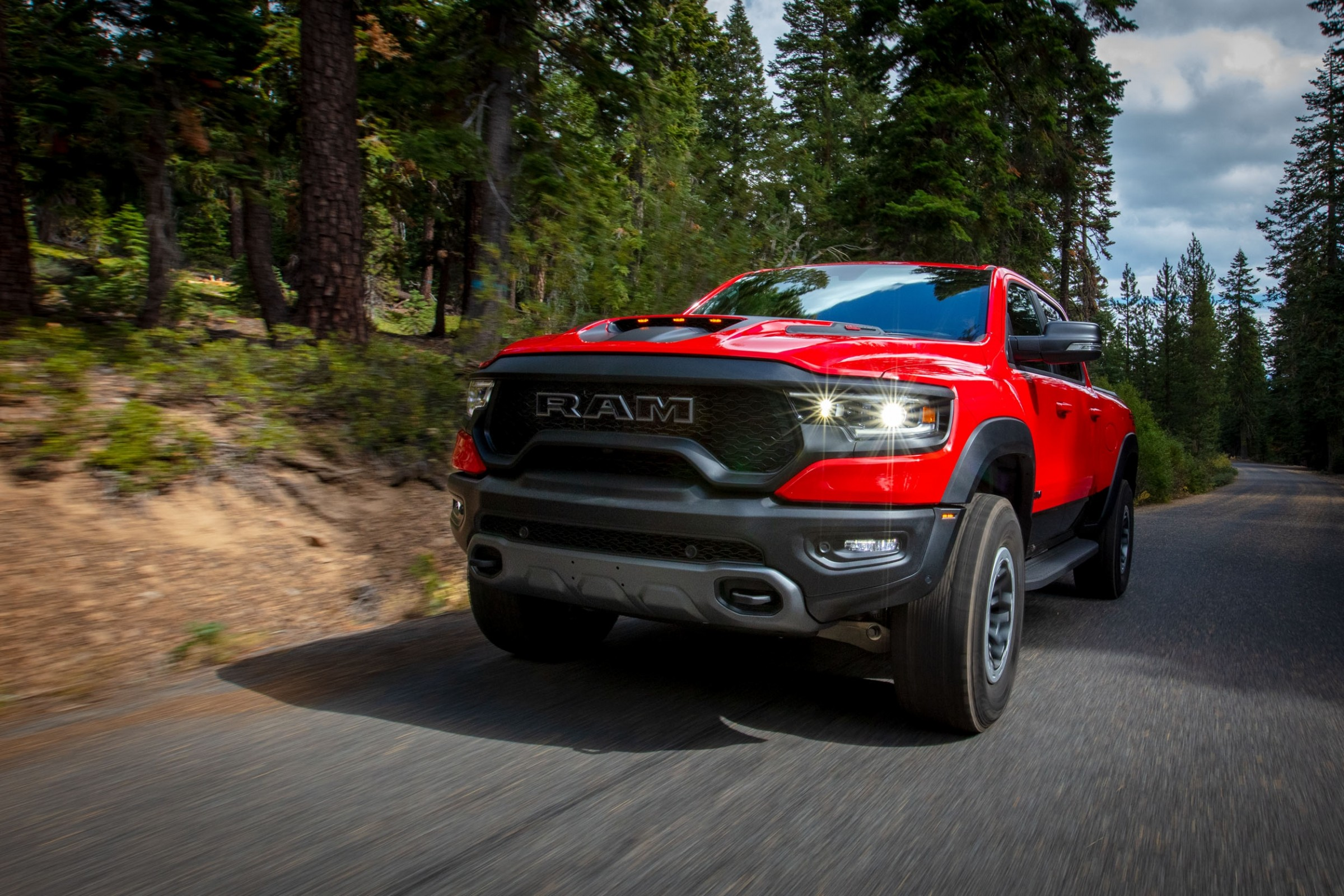 Specifications and price of 2021 Ram 1500 TRX in Nigeria