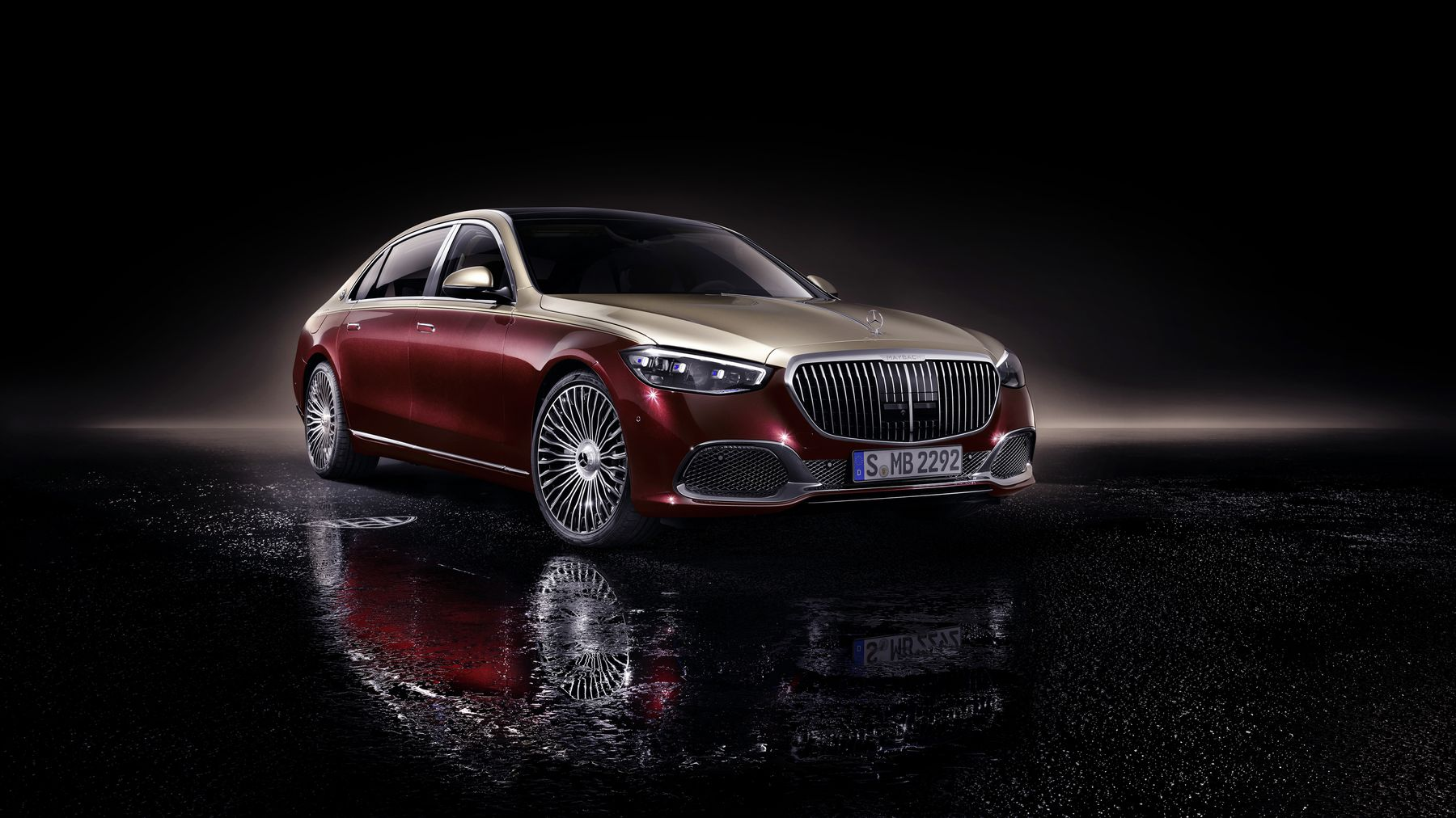 specifications and price of 2021 Mercedes Benz Maybach S Class in Nigeria