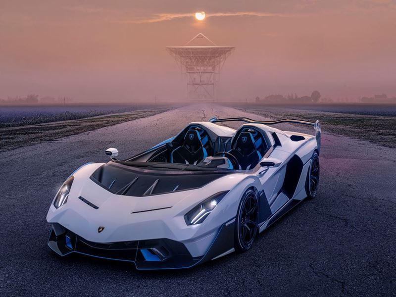 Price of Lamborghini Squadra Corse SC20 in Nigeria