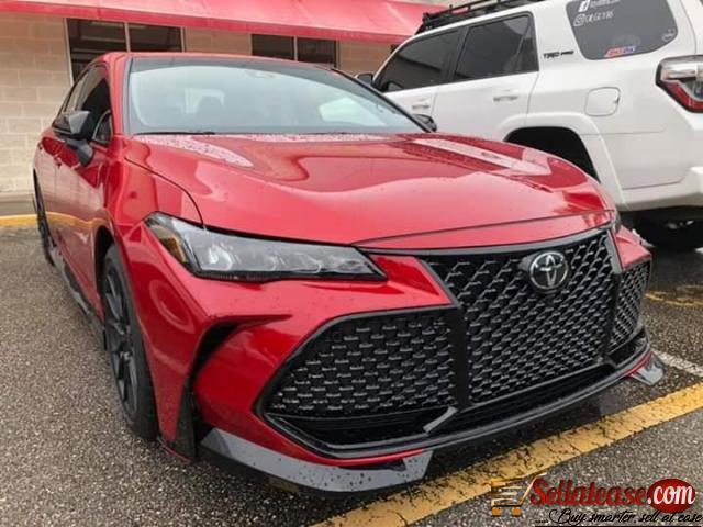 price of Toyota Avalon in Nigeria