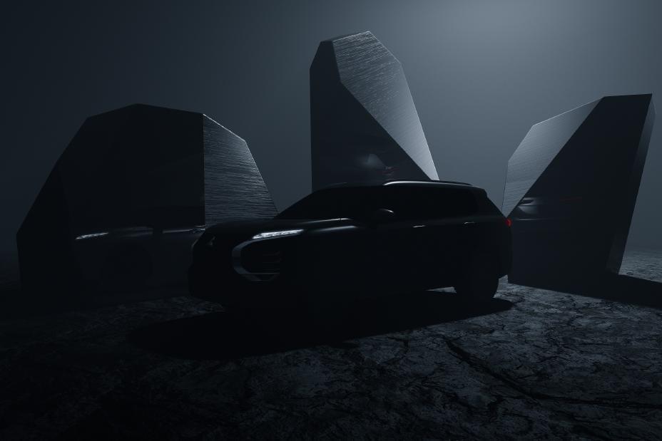 2021 Mitsubishi Outlander in Nigeria