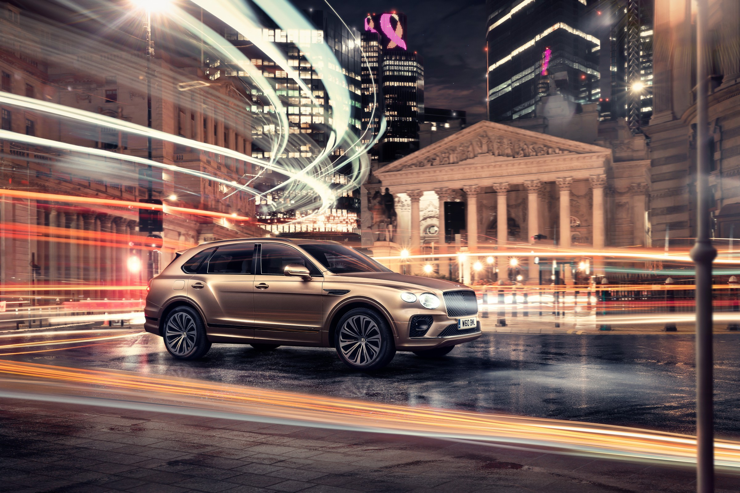 specifications and price of 2021 Bentayga Hybrid in Nigeria
