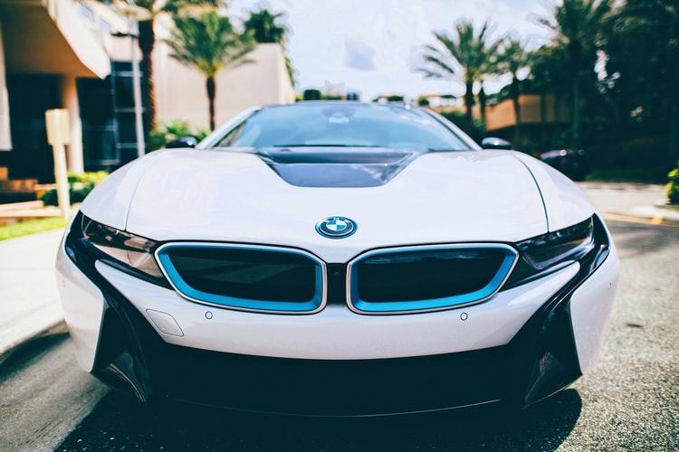 Price of BMW i8 in Nigeria