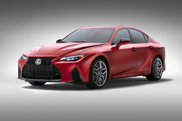 2022 Lexus IS 500 F SPORT specs and price in Nigeria