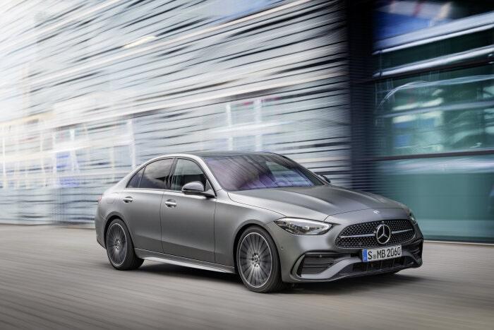 spec and price of 2022 Mercedes benz c-class in nigeria