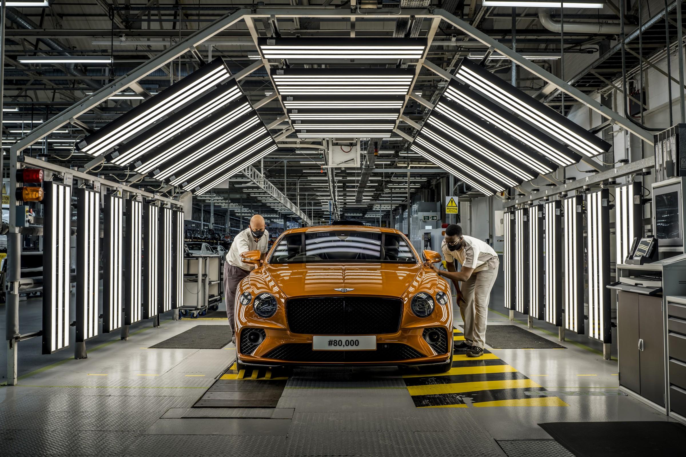 price of 2021 Bentley Continental GT in Nigeria