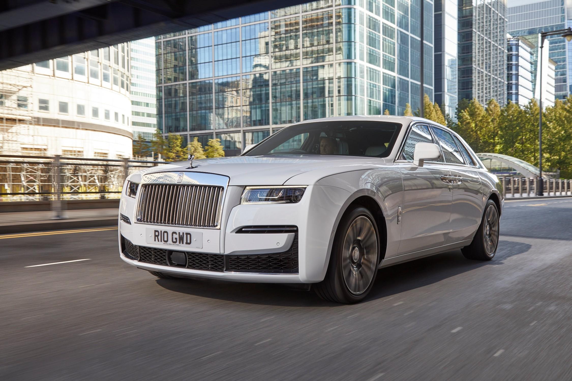 Price of Rolls Royce Ghost in Nigeria