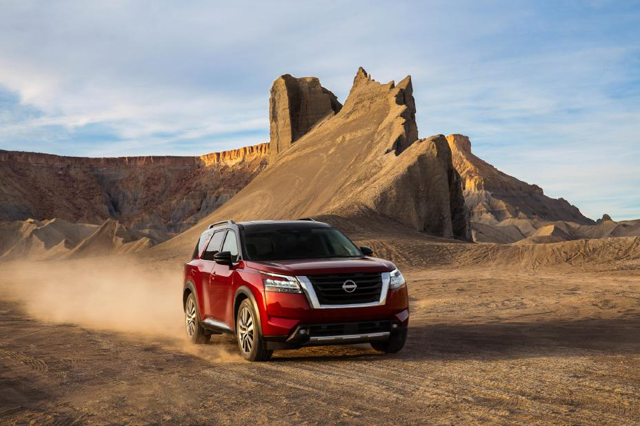 specifications and price of 2022 Nissan Pathfinder in Nigeria