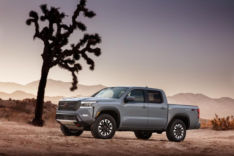 Specs and price of 2022 Nissan Frontier in Nigeria