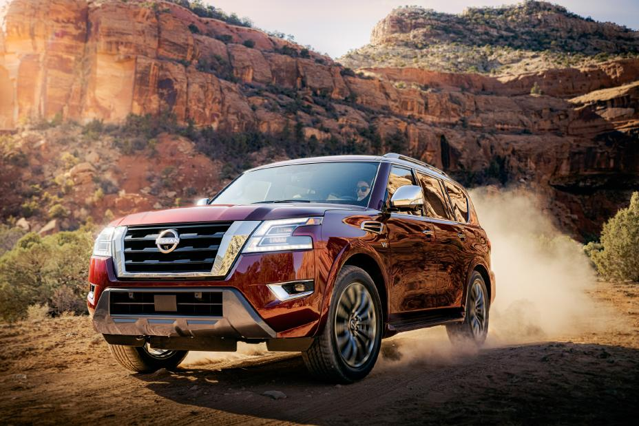 2021 Nissan Armada specifications and price in Nigeria