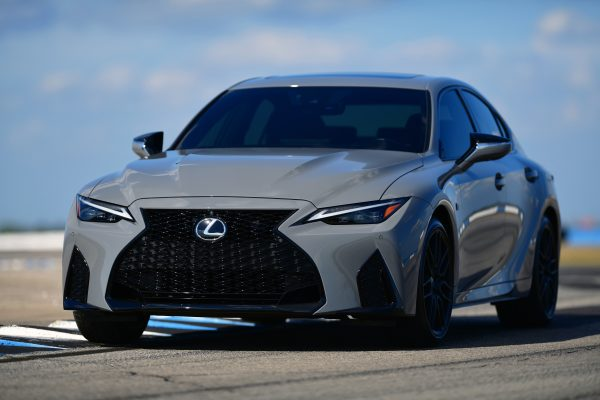 Specifications and price of 2022 Lexus IS 500 F SPORT in Nigeria