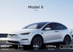 Specifications and price of 2021 Tesla Model X in Nigeria
