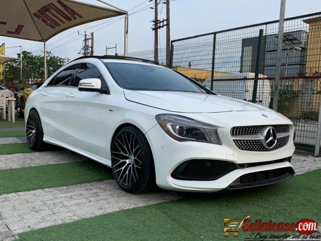 2014 Mercedes Benz CLA 250 price in Nigeria