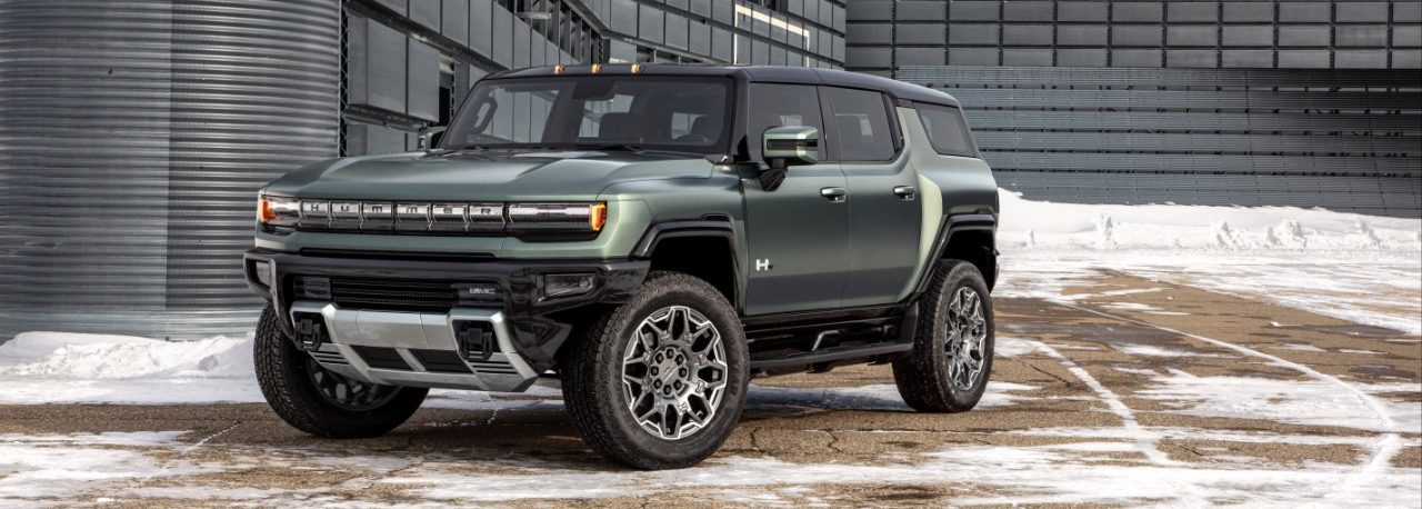 Specs and price of 2024 GMC HUMMER EV SUV in Nigeria