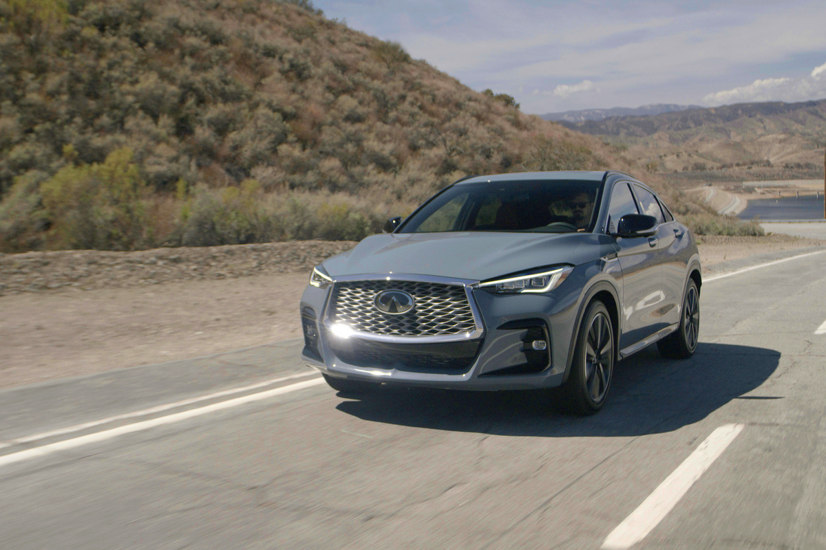 full specifications and price of the 2022 INFINITI QX55 and QX60 in Nigeria