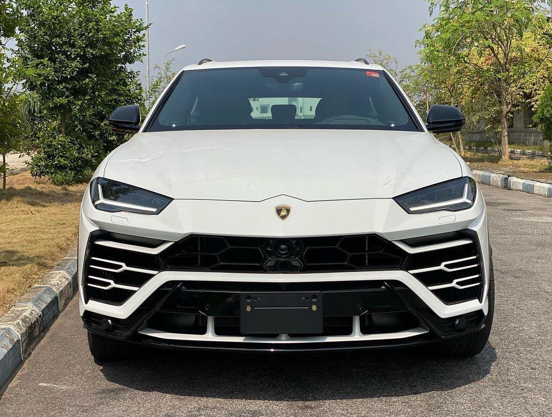 Lamborghini Urus 2020 price in Nigeria