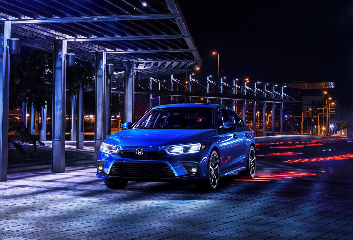 2022 Honda Civic specifications and price in Nigeria