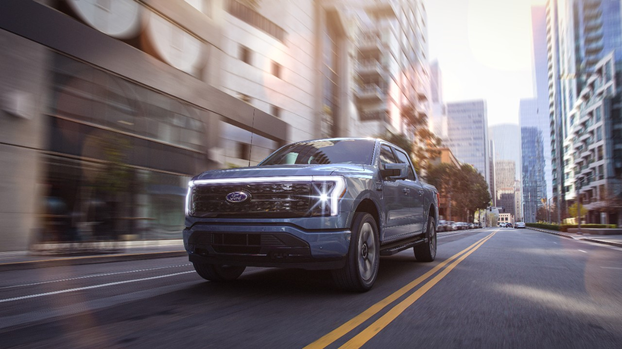 full specifications and price of 2022 Ford F-150 Lightning in Nigeria