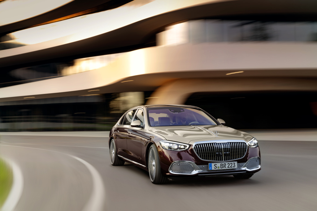 2021 Mercedes Maybach S-Class now on sale in Nigeria