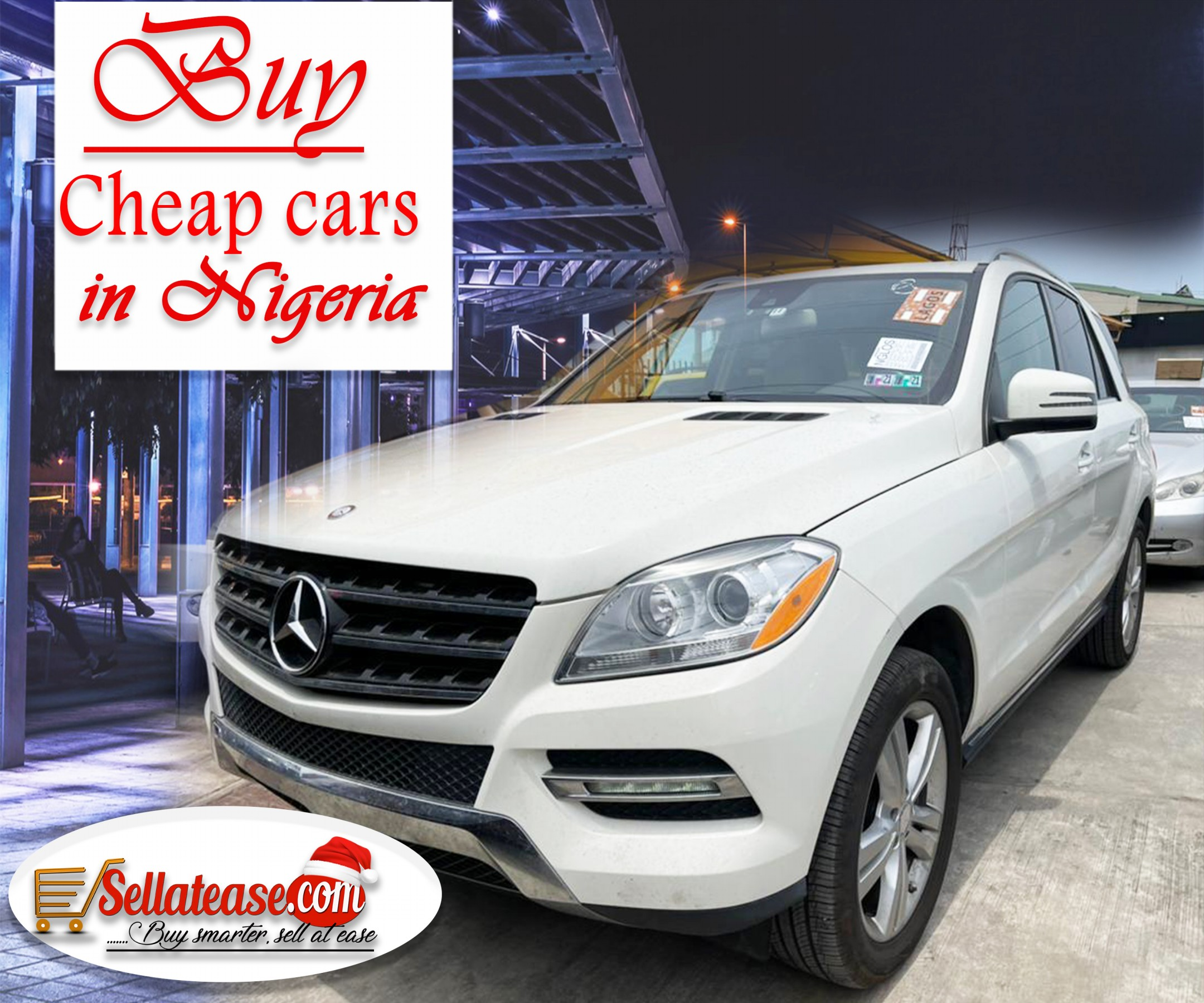 Cheap cars for sale in Nigeria