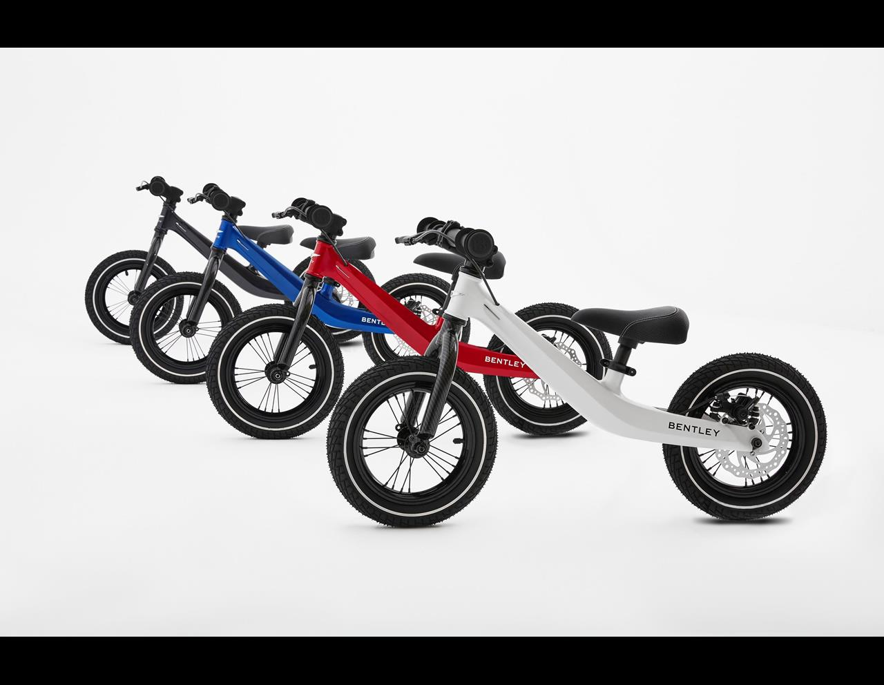 specifications and price of the Bentley Balance Bike in Nigeria
