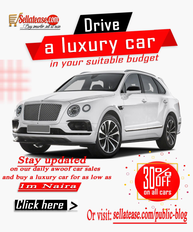 buy cheap cars in nigeria