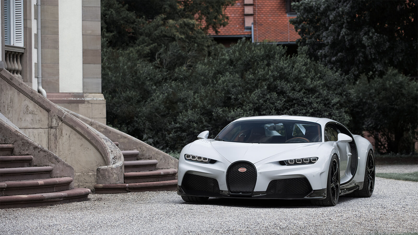 Specifications and price of Bugatti Chiron Super Sport in Nigeria