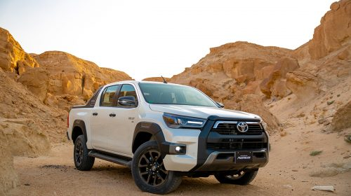 Specs and price of 2021 Toyota Hilux V6 Adventure in Nigeria