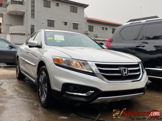 Cost of clearing Honda Crosstour in Nigeria